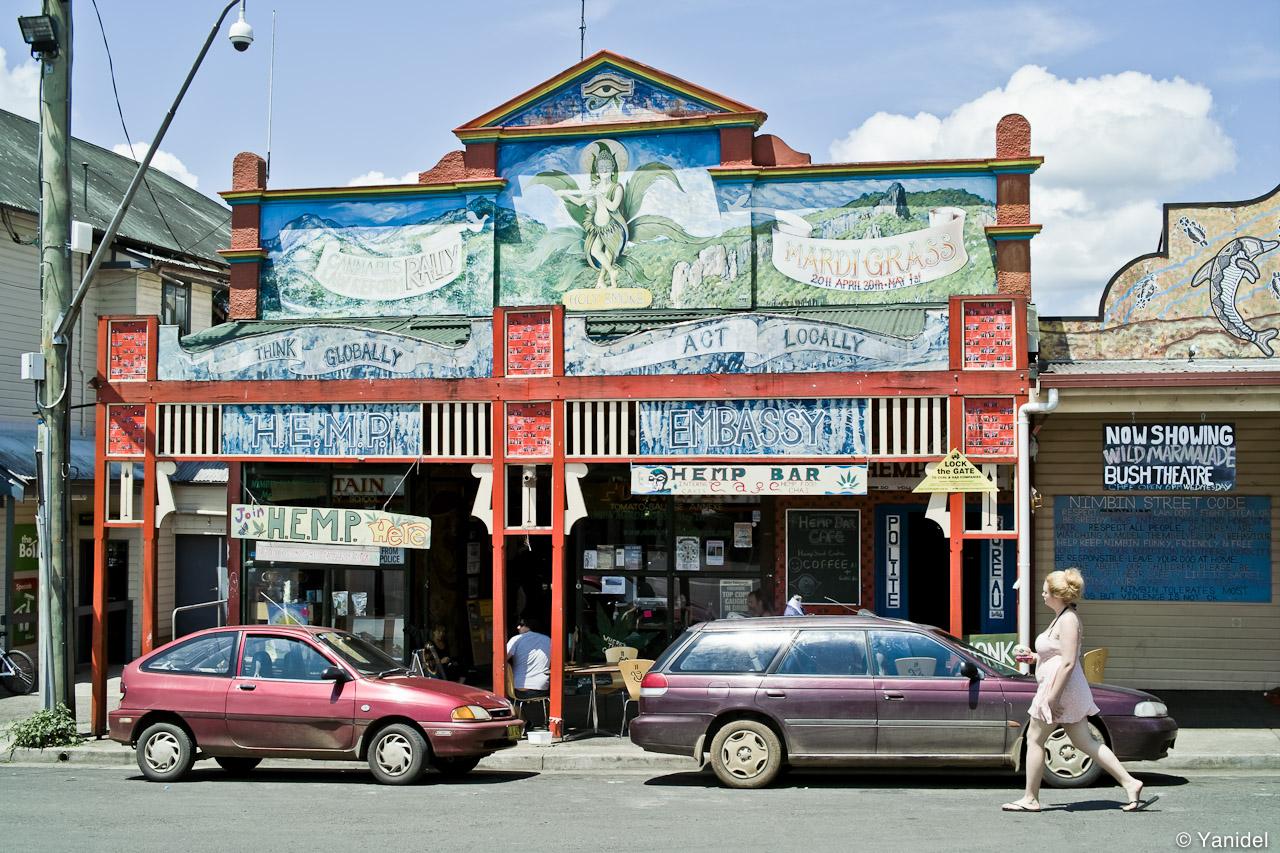 Nimbin Australia  city images : Nimbin, the drug capital of Australia