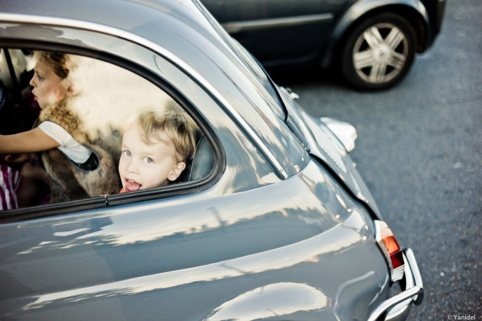 Kid Fiat 500 Paris Yanidel