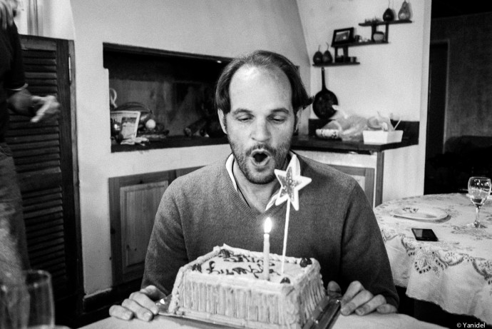 Yanidel 40th birthday