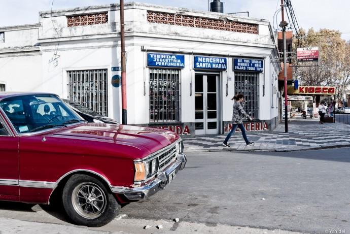 street corner Rosario
