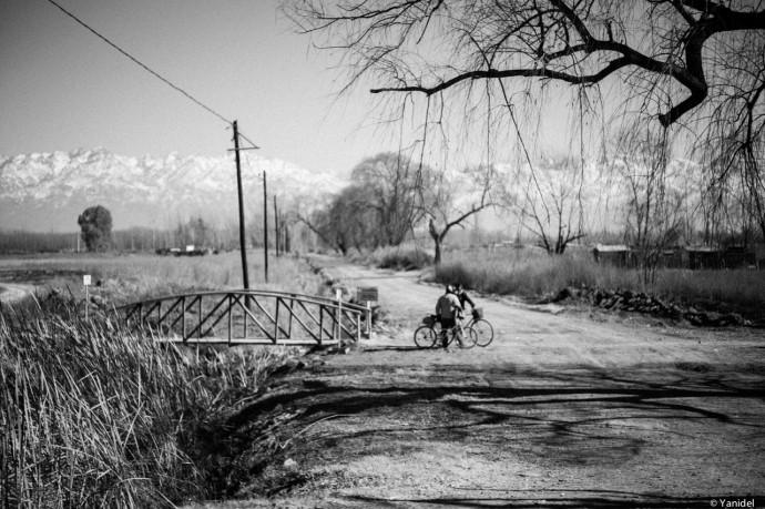 Andes bike encounter yanidel