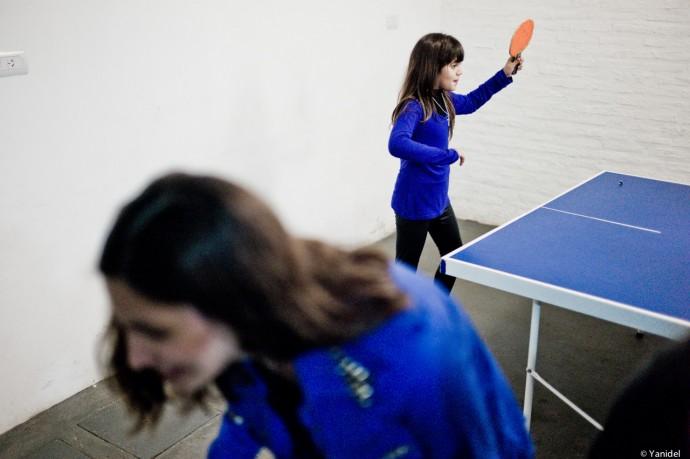 Ping Pong Blues Yanidel