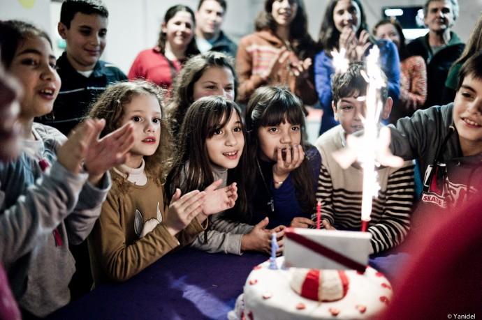 birthday cake Yanidel