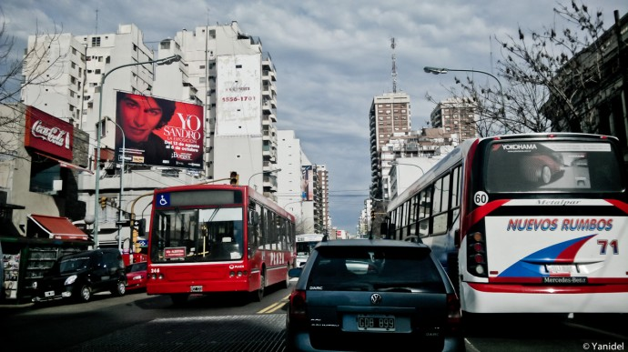 Buenos Aires car I yanidel