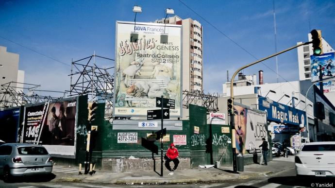 Buenos Aires car III yanidel