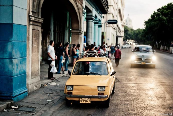 Fiat 500 Habana Yanidel
