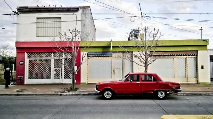 Mondrian II Yanidel