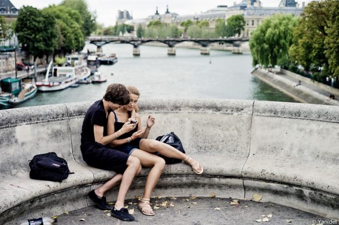Pont neuf tweet yanidel