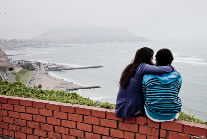 lovers cliff lima Yanidel