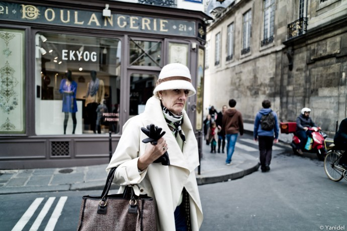 Vintage Marais Yanidel
