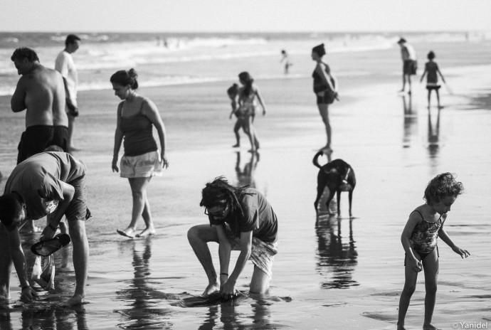 beach wanderings Yanidel