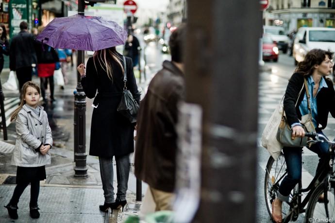 Rivoli in the rain Yanidel