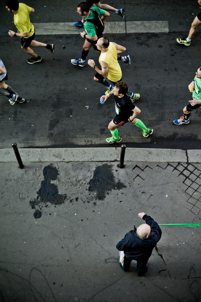 Paris Marathon Yanidel