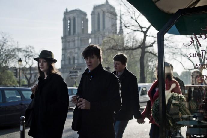 coffe by Notre Dame Yanidel