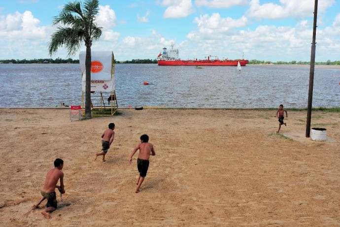 parana river games