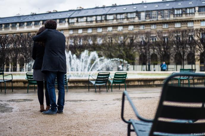 Lovers of Palais Royal yanidel