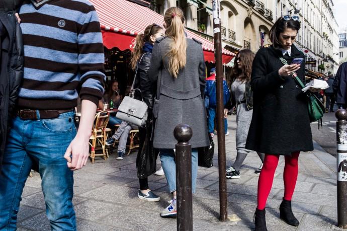 Rue du Buci yanidel
