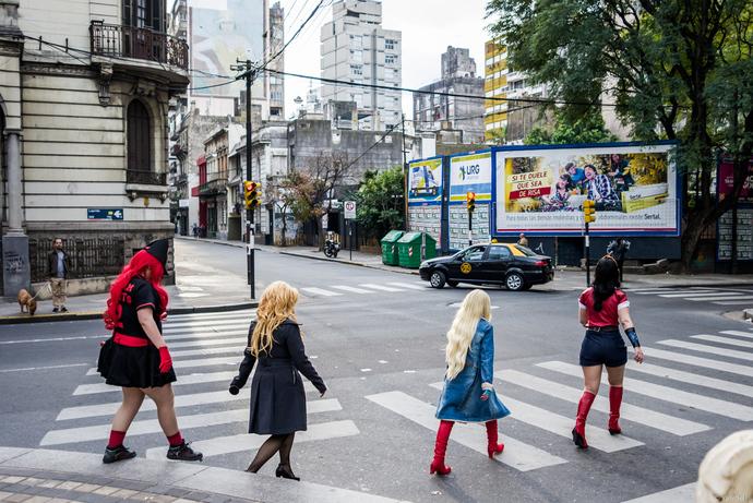 Abbey Road manga yanidel