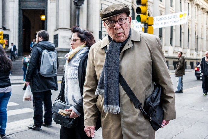 old man Rosario